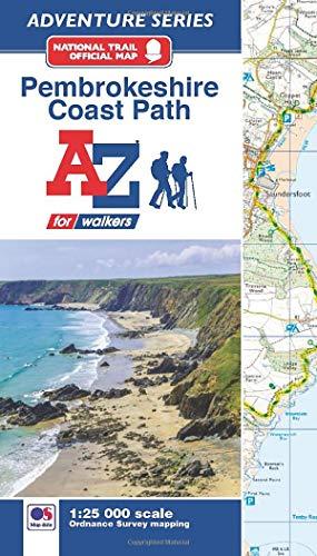 9781782571704: Pembrokeshire Coast Adventure Atlas