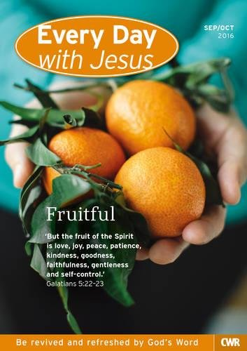 9781782595489: Every Day With Jesus September/October 2016 LARGE PRINT: Fruitful