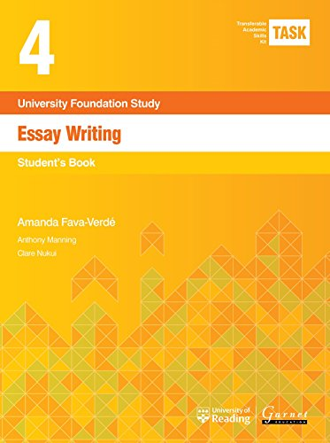 9781782601791: TASK 4 Essay Writing (2015) - Student's Book