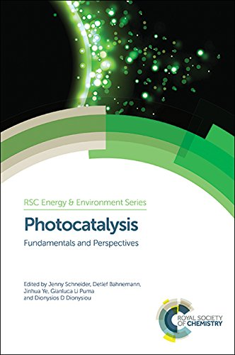 9781782620419: Photocatalysis: Fundamentals and Perspectives (Energy and Environment Series)