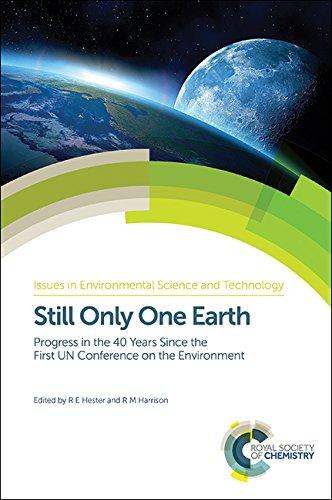 Still Only One Earth: Progress in the: Martyn Chipperfield, Mark
