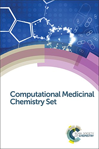 Computational Medicinal Chemistry Set: Rsc (Hardcover): Royal Society of Chemistry