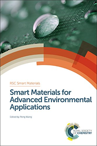 9781782621089: Smart Materials for Advanced Environmental Applications (Smart Materials Series)