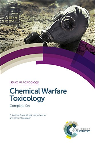 9781782628040: Chemical Warfare Toxicology: Complete Set (Issues in Toxicology)