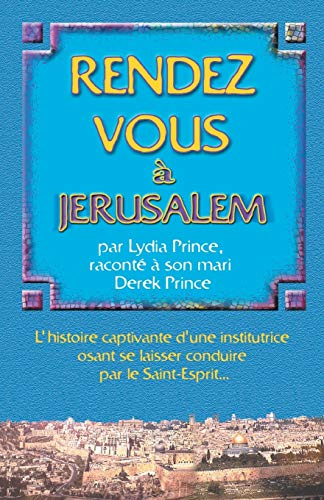 9781782631385: Appointment In Jerusalem - FRENCH (French Edition)