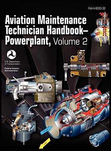 9781782660224: Aviation Maintenance Technician Handbook - Powerplant. Volume 2 (FAA-H-8083-32)