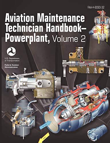 9781782660231: Aviation Maintenance Technician Handbook - Powerplant. Volume 2 (FAA-H-8083-32)