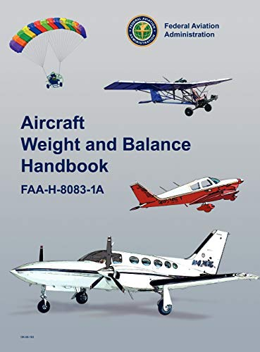 9781782660439: Aircraft Weight and Balance Handbook: FAA-H-8083-1a