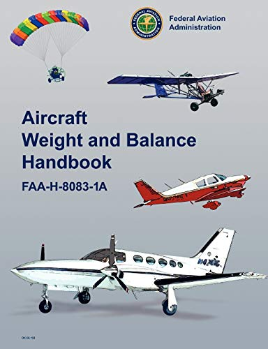 9781782660446: Aircraft Weight and Balance Handbook: FAA-H-8083-1a
