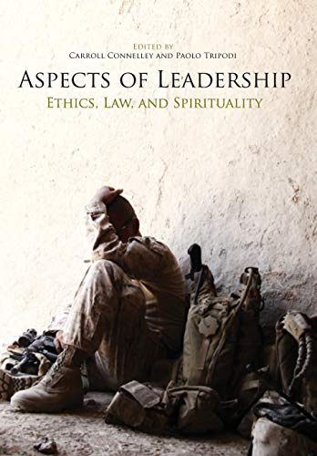 9781782664635: Aspects of Leadership: Ethics, Law and Spirituality