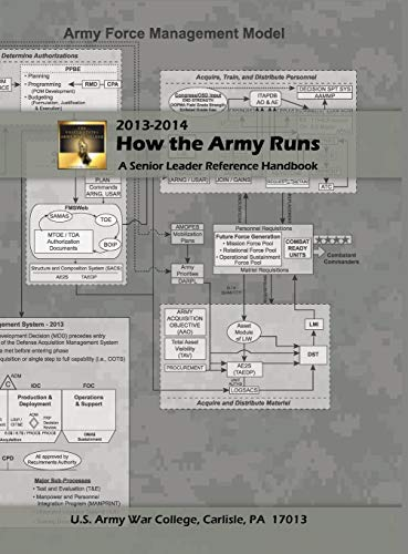 9781782664758: How the Army Runs: A Senior Leader Reference Handbook, 2013-2014