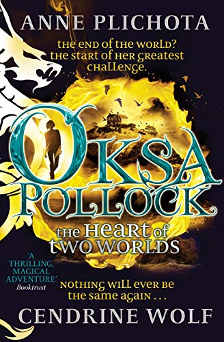 9781782690320: Oksa Pollock: The Heart of Two Worlds