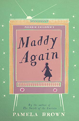 Maddy Again (Blue Door 5): Pamela Brown
