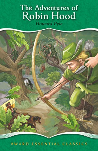 9781782700456: The Adventures of Robin Hood (Award Essential Classics)