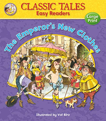 9781782701347: The Emperor's New Clothes (Classic Tales Easy Readers)