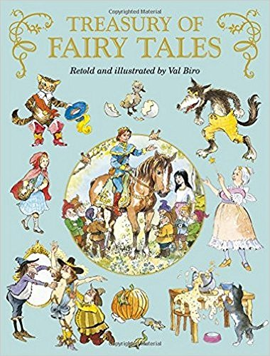 9781782701675: Treasury of Fairy Tales: Retold and Illustrated for 4+