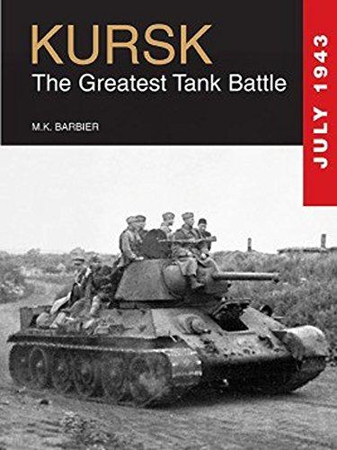 9781782740223: Kursk: The Greatest Tank Battle (Great Battles)