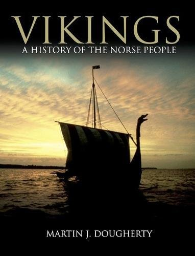 9781782740612: Vikings: A History of the Norse People (Dark Histories)