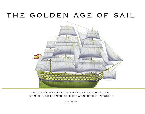 9781782740698: The Golden Age of Sail: An Illustrated Guide to Great Sailing Ships from the Sixteenth to the Twentieth Centuries