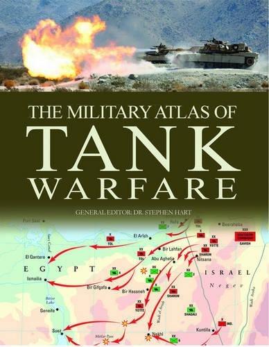 9781782741398: Military Atlas of Tank Warfare