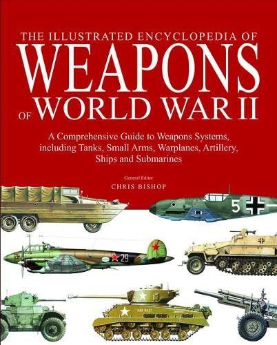 Encyclopedia Of Weapons Of World War II: Chris Bishop