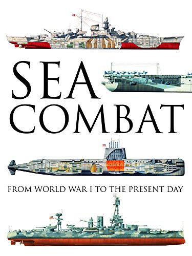9781782743354: Sea Combat: From World War I to the Present Day