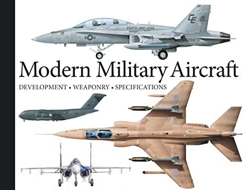9781782745525: Modern Military Aircraft (Pocket Landscape series) (Landscape Pocket)