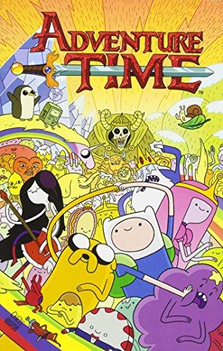 9781782760009: Adventure Time: v. 1
