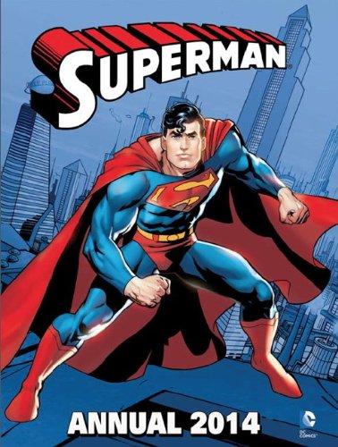 Superman Annual 2014: Various Artists,DC Comics