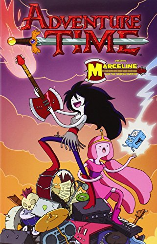 9781782760313: Adventure Time: Marceline and the Scream Queens