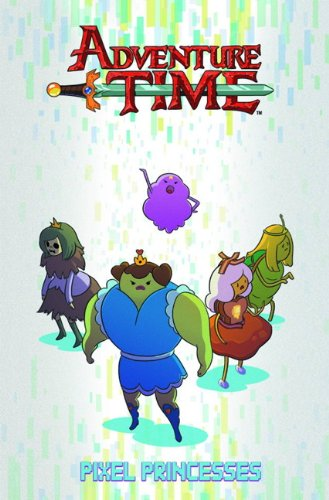 9781782760504: Adventure Time: Pixel Princesses