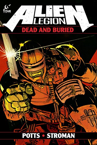 9781782760689: Alien Legion: Dead And Buried
