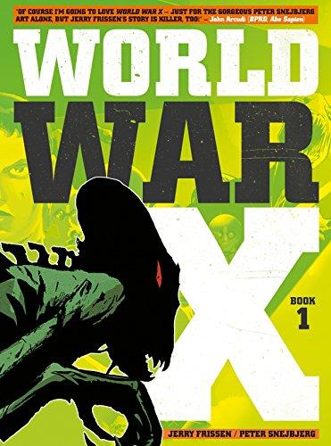 World War X: Peter Snejbjerg, Delphine Rieu Jerry Frissen