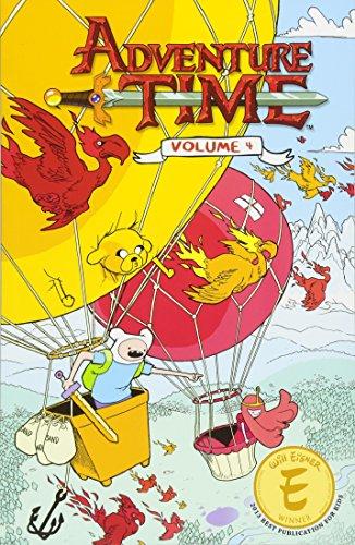 9781782761549: Adventure Time: v.4