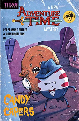 9781782761686: Adventure Time: Candy Capers