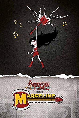 9781782761693: Adventure Time: Marceline & the Scream Queens