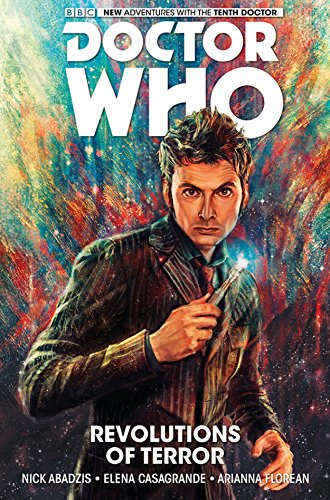 9781782761730: Doctor Who: The Tenth Doctor Volume 1- Revolutions of Terror