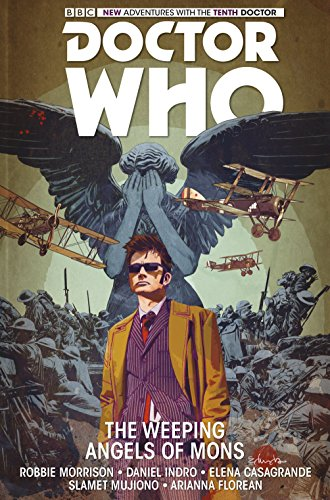 Doctor Who: The Tenth Doctor Volume 2: Morrison, Robbie