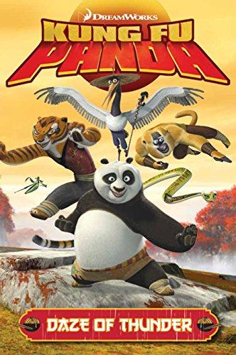 9781782762683: Kung Fu Panda Vol 1: Daze of Thunder (Kung Fu Panda (Titan Comics))