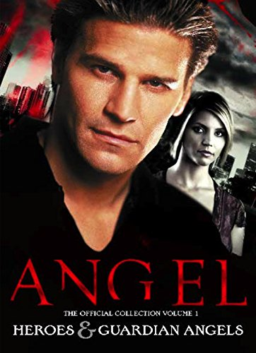 9781782763680: Angel: The Official Collection Volume 1 Heroes & Guardian Angels