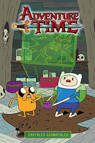 9781782763796: Adventure Time: Graybles Schmaybles: Vol. 5