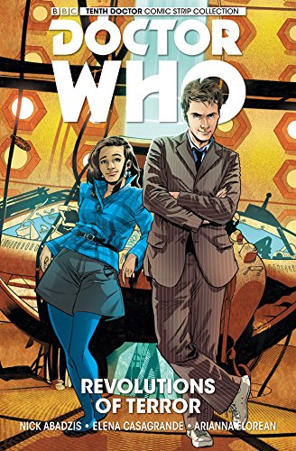 9781782763826: Doctor Who Tenth Doctor Vol 1