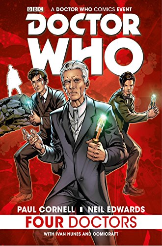 9781782765967: Doctor Who: Four Doctors