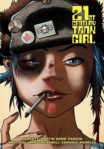 9781782766612: 21st Century Tank Girl
