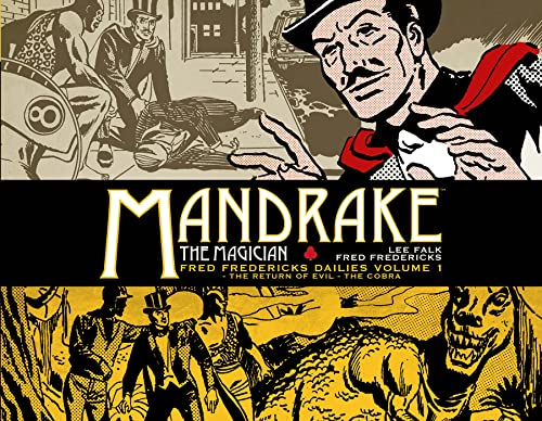 9781782766919: Mandrake in the Lost World: The Dailies, Vol. 1 (Mandrake the Magician: the Dailes) (Mandrake the Magician Fred Fredericks Dailies)