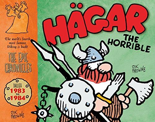 9781782766933: Hagar the Horrible: The Epic Chronicles: Dailies 1983-1984