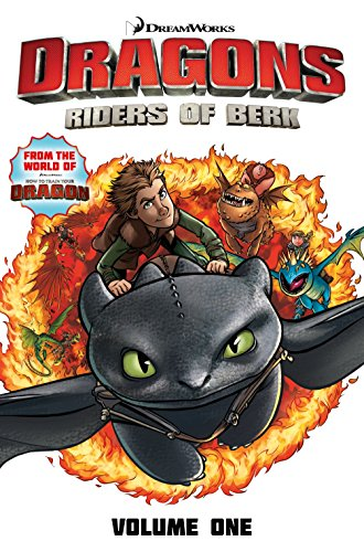 9781782766964: Dragons: Riders of Berk Collection Volume 1 - Tales from Berk (Dreamwork Dragons)