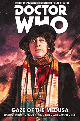 Doctor Who The Fourth Doctor 1: Gaze Of Medusa