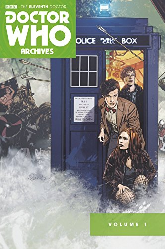 9781782767688: Doctor Who: The Eleventh Doctor Archives Omnibus Volume 1