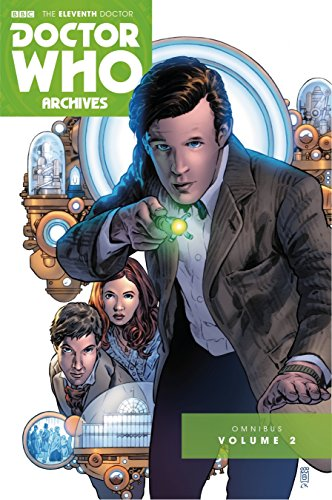 9781782767695: Doctor Who: The Eleventh Doctor Archives Omnibus Volume 2